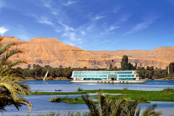 Luxor to Aswan ( 8 Days - 7 Nights ) 5-Stars Nile Cruise & Guided Sightseeing photo 1
