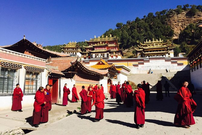 Lanzhou Private Transfer to Labrang Monastery in Xiahe photo 3