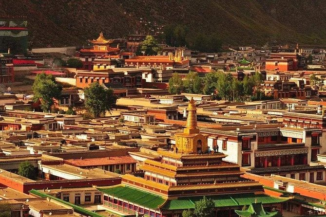 Lanzhou Private Transfer to Labrang Monastery in Xiahe photo 4