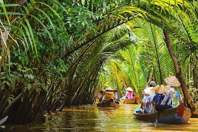 Full Day Mekong Delta (My Tho Ben Tre)