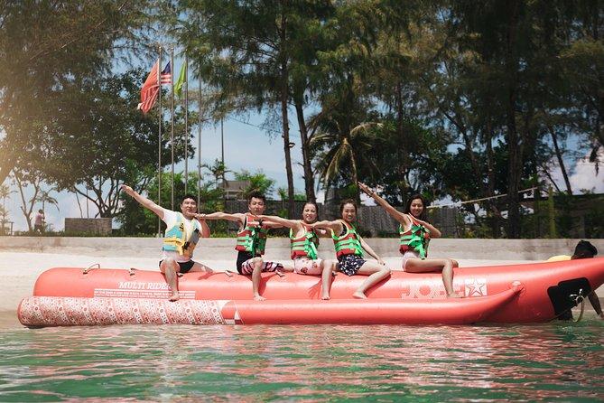 Langkawi Banana Boat Fun Ride