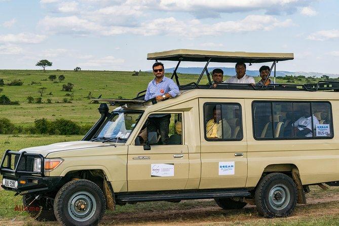 7 Days Samburu Game Reserve and Maasai Mara