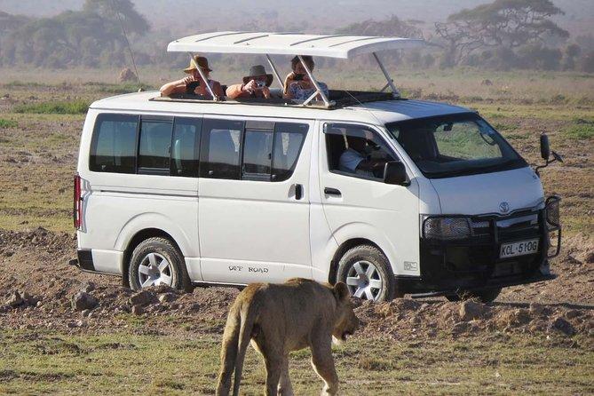 5 Days - Masai Mara Classic Safari