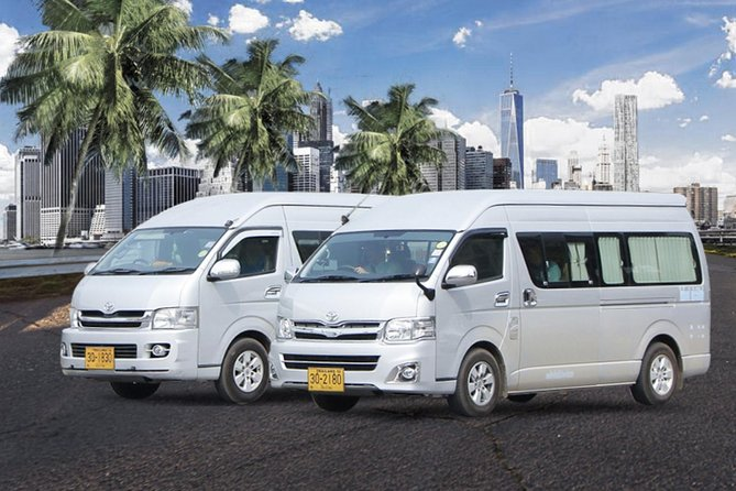 Khaoyai Chauffeur driven Van Charter photo 1