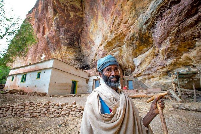 5 DAYS Axum, Lalibela, Tigray churches and Danakil