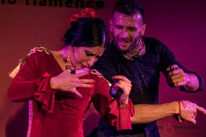 Show de Flamenco em Palacio de Los Olvidados, Granada