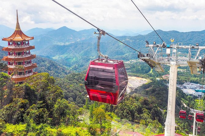 Genting Tour & Batu Caves Tour Include 2-way Cable Car Ride (SIC)