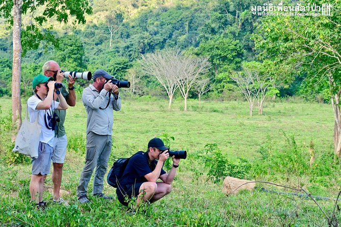Hua Hin : Wildlife Friend Foundation Day Trip