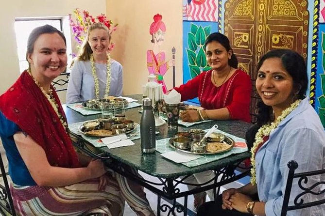 Cooking Class, Market Tour and Dinner in Jaipur