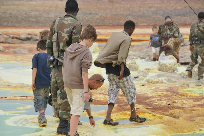 Danakil Depression 3 Days Tour