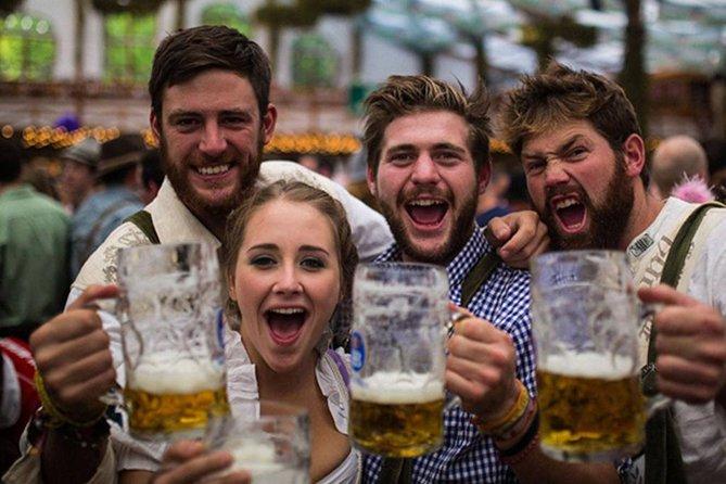 Munich Oktoberfest 2021 Tickets and Tour
