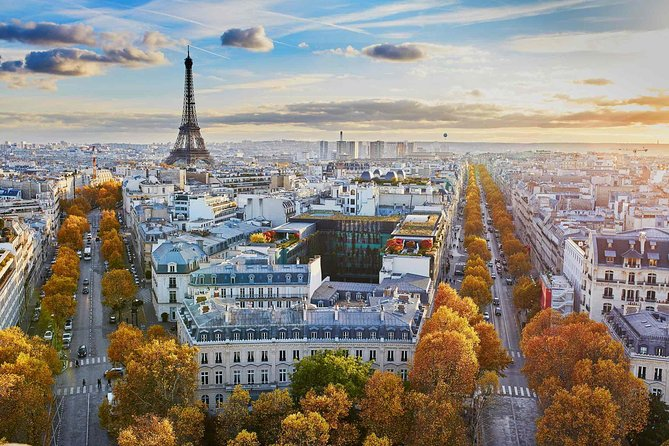 Paris Highlights Private Tour