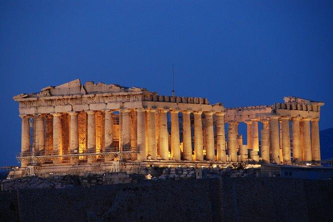 Sightseeing Athens & Acropolis