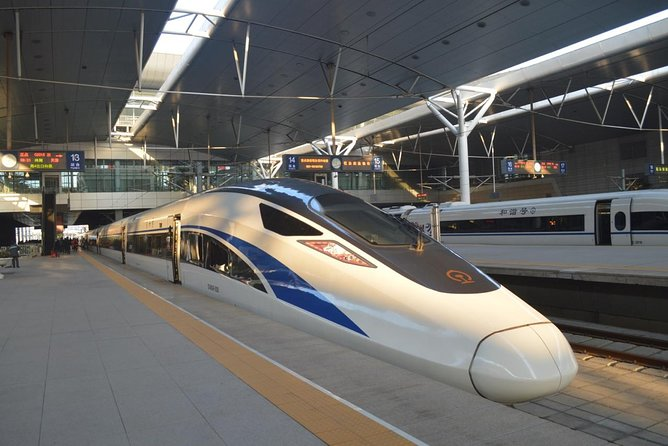 Private Day Trip to Hangzhou from Shanghai by Bullet Train