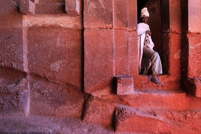 The 11 Rock -Hewn church of Lalibela UNSCO Heritage site