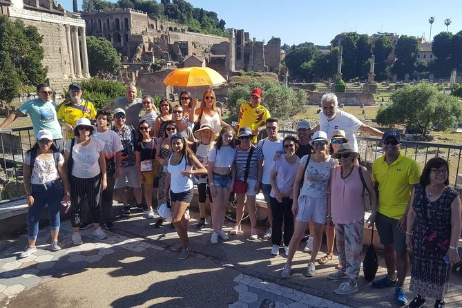 Imperial Rome and Colosseum Tour