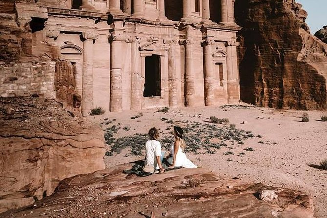 2 Day : Petra Kings Way- Al-Karak Castle From Amman