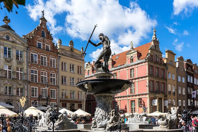 Tri-city - Gdansk, Gdynia, Sopot - Full Day Tour from Warsaw by private car