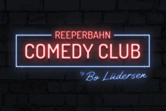 Hamburg Reeperbahn Comedy Club