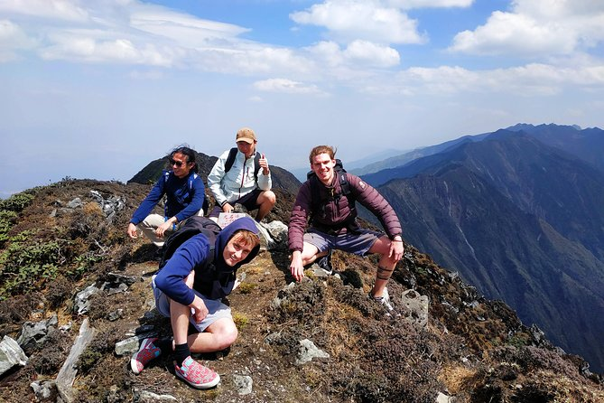 Cangshan Mountain: Black Dragon Pools and Summit Hike - Camping (2 Days)
