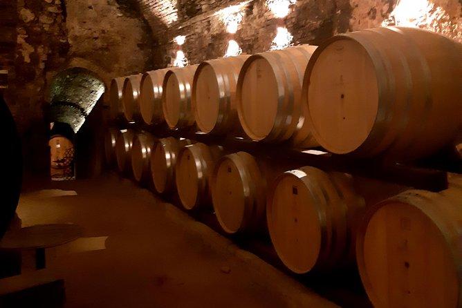 EXCLUSIVE Private Brunello & Nobile Wine Tour (2 Wine tastings included)