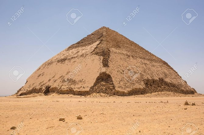 Full Day Tours to Giza Pyramids, Sakkara and Dahshur photo 2