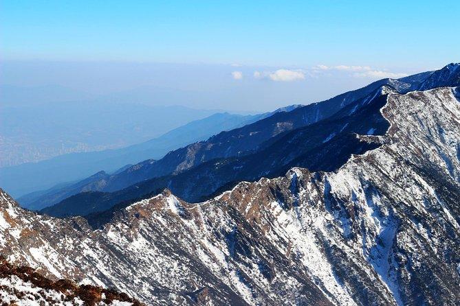 Cangshan Mountain: Summit Ridge Traverse Hike – Camping (2 Days)