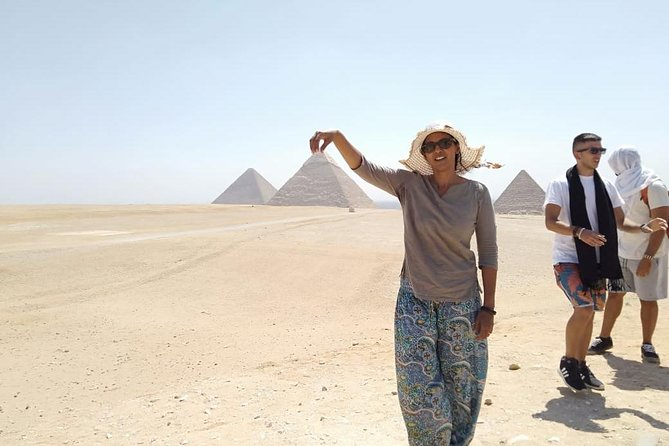 Giza pyramids and dinner cruise from cairo giza hotels
