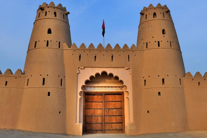 Abu Dhabi City Tour Full Day - Louver Museum & Grand Mosque & Heritage Village photo 9
