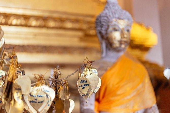 Private Tour: from Bangkok to Ayutthaya