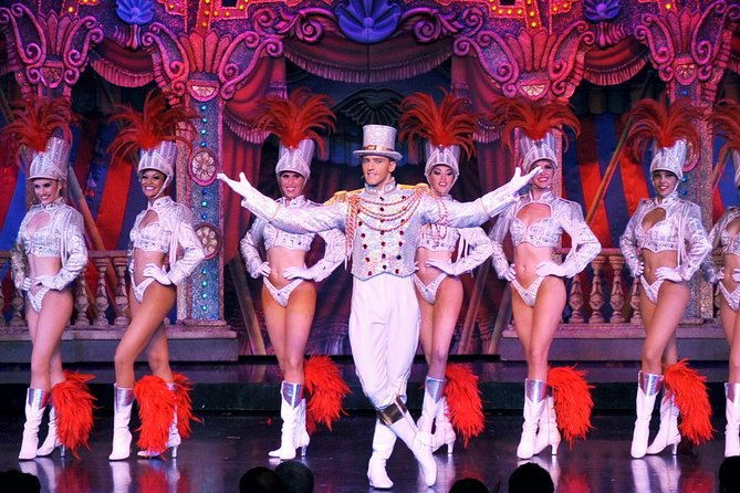 Moulin Rouge Show Ticket - VIP Seating with Champagne photo 8