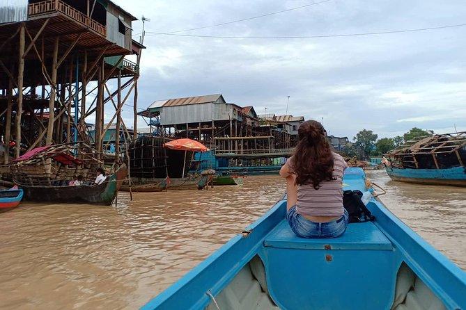 Kompong Phluk Village and Tonle Sap Lake Half-Day Tour