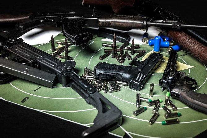 FSO Gunrange, Shooting package BASIC