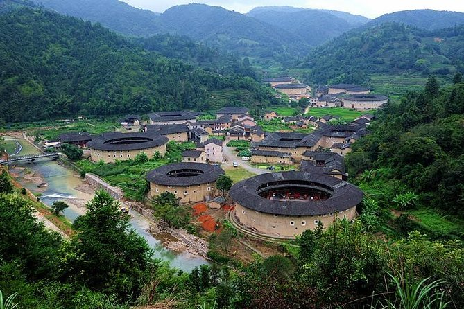 Tianluokeng Tulou Village Private Day Trip from Xiamen with Lunch