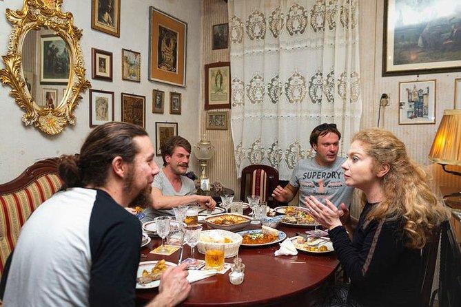 Private Dining: Traditional Dalmatian family dinner near Marjan Hills
