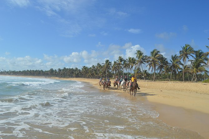 Horseback Riding from Punta Cana to Uvero Alto Beach