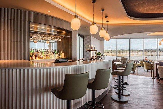 Edinburgh Airport Lounge - No1 Lounge, Terminal 1
