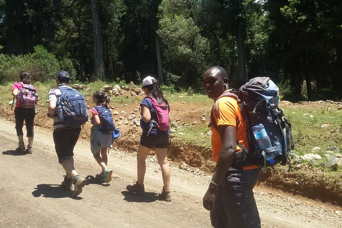5 Days Mt Kenya Climb Chogoria route up – Sirimon Route Down