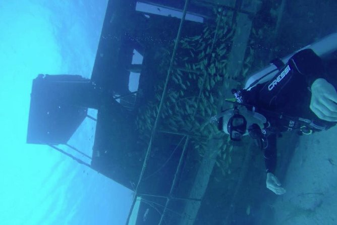 Shore Diving
