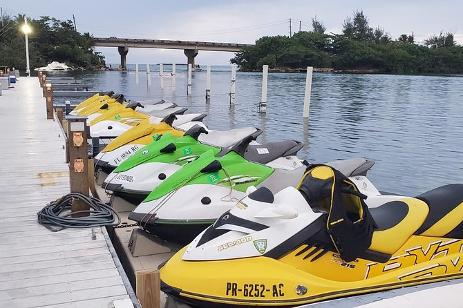 Jet Ski Tour from Isla Verde photo 1