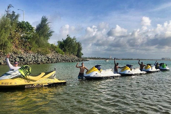 Jet Ski Tour from Isla Verde photo 4