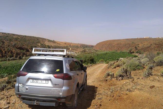 4×4 Massa Valley Day Tour from Agadir