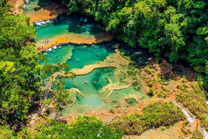 Semuc Champey, Copan, Quirigua and Rio Dulce Tour