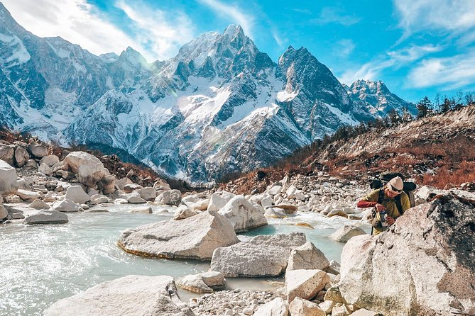 Manaslu Mountain Adventure