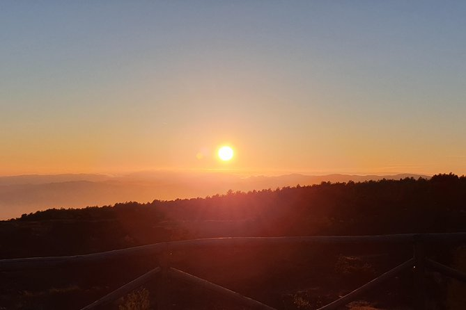 4X4 tour on Etna at sunset. An unforgettable adventure!