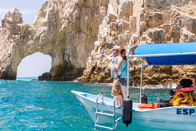 Glass-Bottom Boat Cruise in Cabo San Lucas