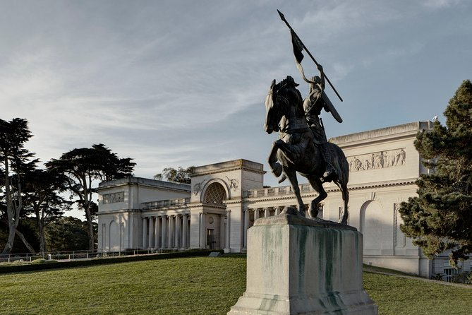Skip the Line: Legion of Honor Museum General Admission Ticket