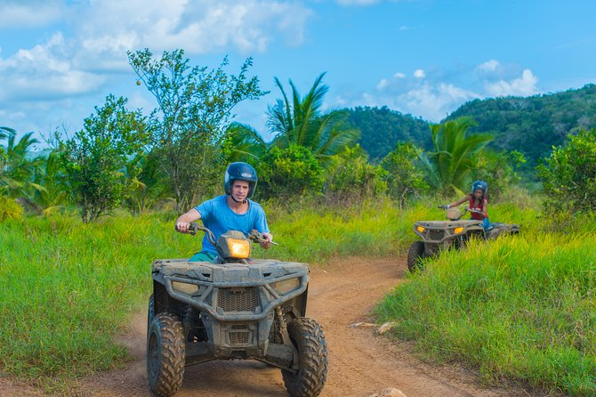 Ocho Rios Off-Road ATV Safari Guided Tour