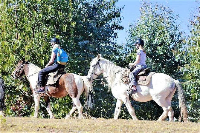 Horse Riding Chacan Mountain And Temple Of The Moon