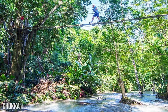 Chukka's Dunn's River Climb And Zipline Over The Falls (From Ocho Rios) photo 9